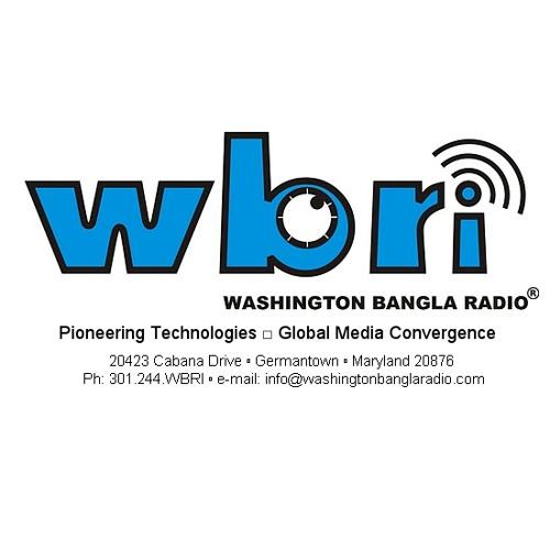WBRi Washington Bangla Radio Official Signature Tune with Voiceover by Arnab Tulio Sanyal