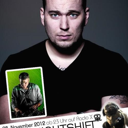 28-11-2012 - ToFa Nightshift @ RadioX mit Sven Wittekind & Max Manzuela