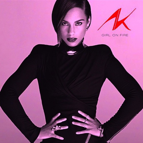 ALICIA KEYS / FIRE / PETER RAUHOFER IS ON FIRE! REMIX