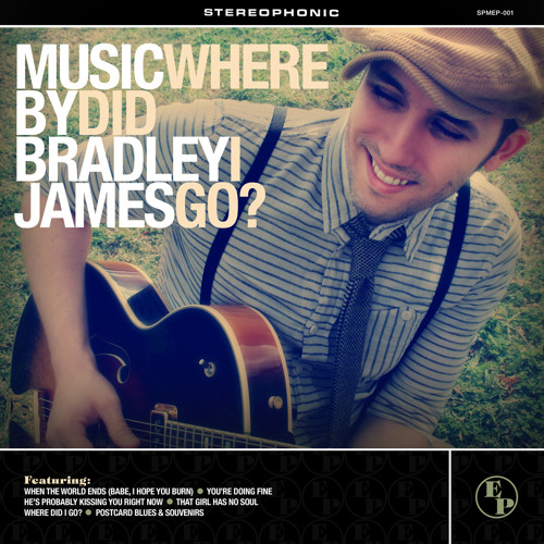 Where Did I Go? [EP] - Available on iTunes