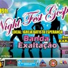 Night Fest Gospel -DIA 01 DE DEZEMBRO