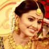 Actress Sneha at Actress K.R.Vijaya's home