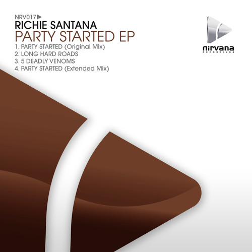 Richie Santana - Party Started EP