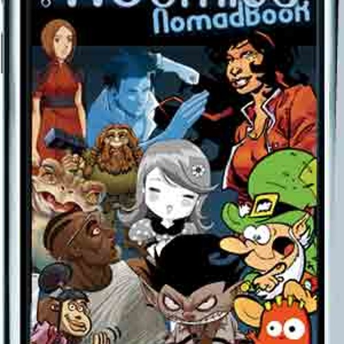 MComics NomadBook - Various OST