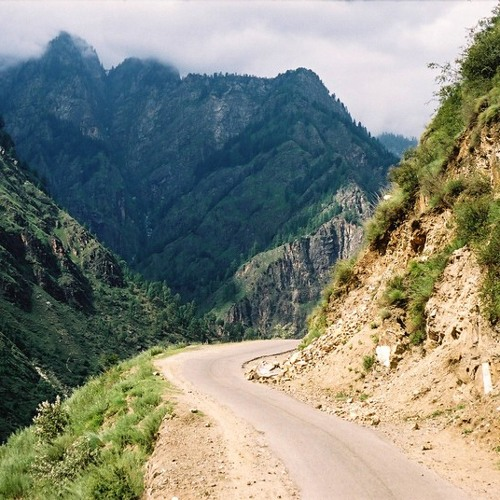 Road To Parvati Valley