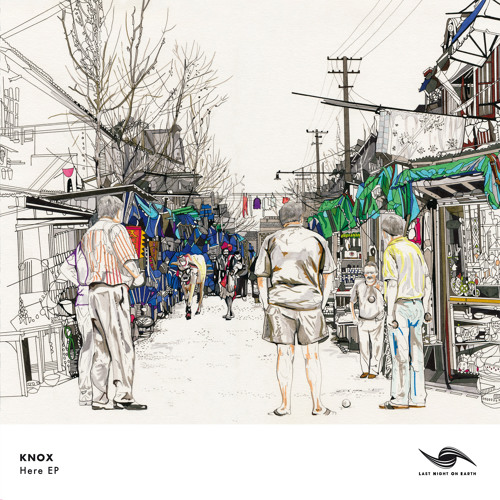 KNOX - Here EP