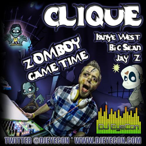 Clique - Zomboy Game Time - DJ Eyecon