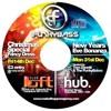 FUNKYBASS DECEMBER 14.12.12 LOFT XSCAPE - NYE HUB WAKEFIELD