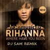 where have you been rihana ft  dj sam rimix