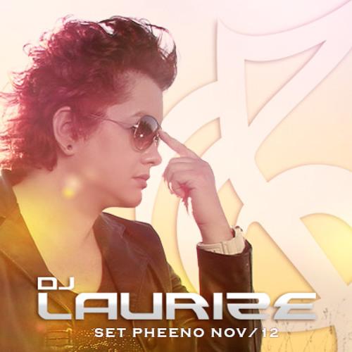 DJ Laurize – Pheeno Set Nov 2012