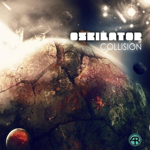 Oskilator - Collision EP [Adapted Records]