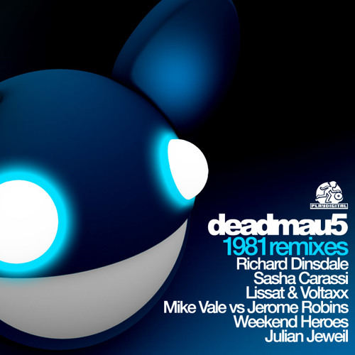 deadmau5 - 1981 (Mike Vale vs Jerome Robins Mix) - PLAY RECORDS