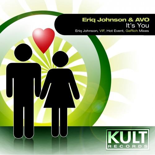 Eriq Johnson & Avo - It's You (GeRich remix)