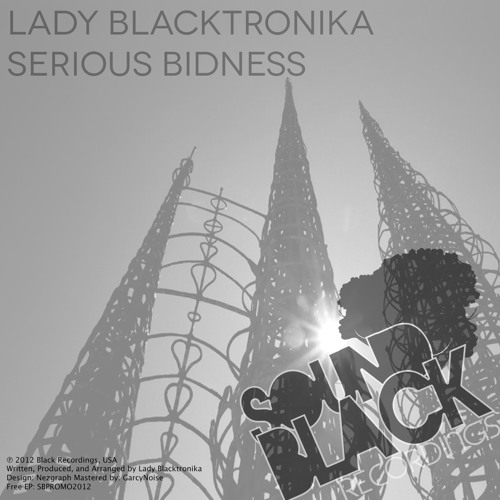 Lady Blacktronika - What House Is