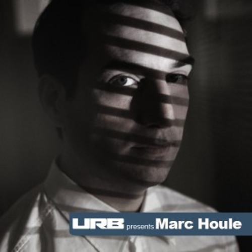 2012-10 Marc Houle (live) - URB Podcast