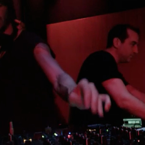 2012-09 Marc Houle & Troy Pierce - Playing together Live vs. DJ @ ENTER. Ibiza