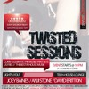 TWISTED SESSIONS   2012   LIVE @ SIDECAR BAR   STARTING SAT DEC 1st