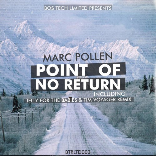 Marc Pollen - Point of no return (Tim Voyager Remix) OUT NOW