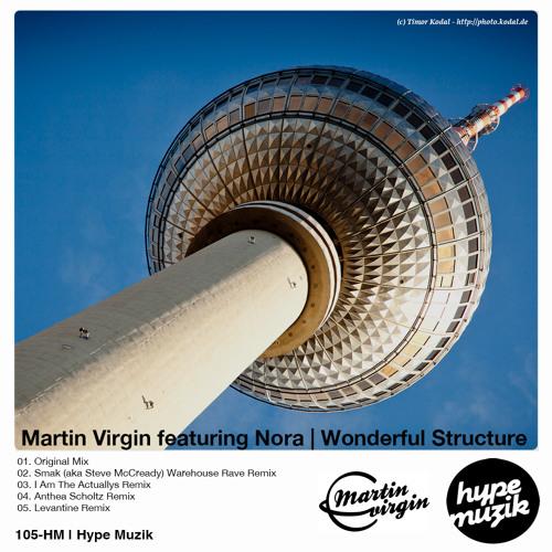 Martin Virgin - Wonderful Structure (I Am The Actuallys Remix) (Hype Muzik) (Snippet)