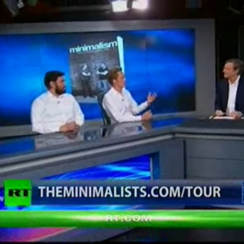 Thom Hartmann Radio Interview with The Minimalists