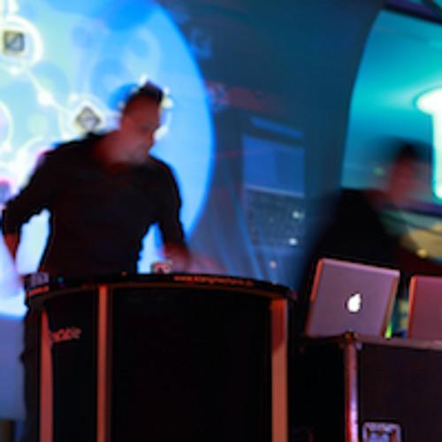 Klangmechanik Reactable Live- Mix 29.11.12