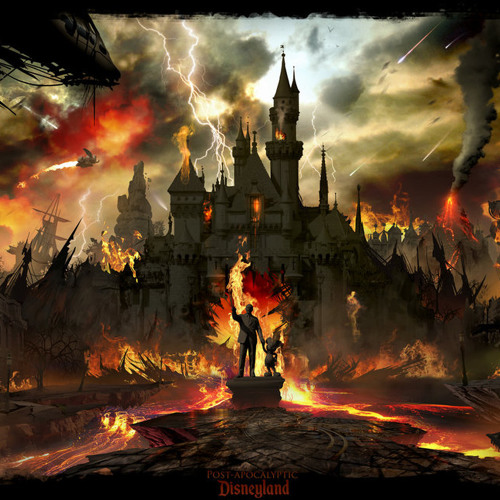 Post Apocalyptic Disneyland - Mr.Knowte (Original) *FREE DL*