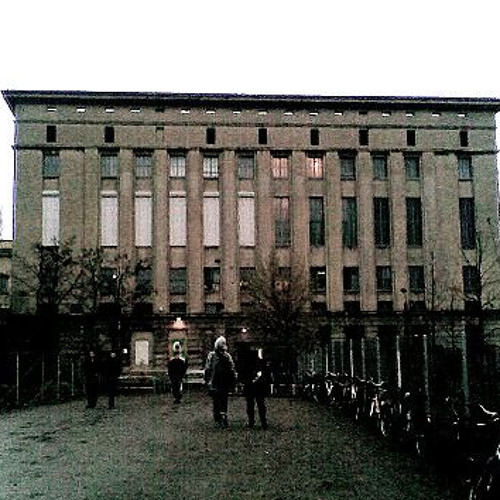 Speedy J @ Berghain nov 2012