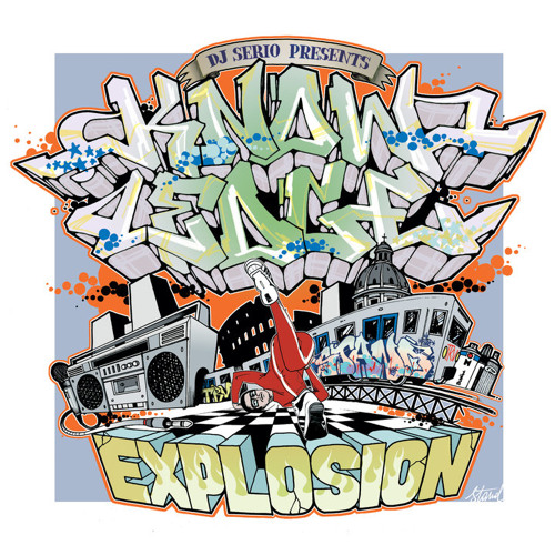 Dj Serio Present: Knowledge Explosion (Mixtape)