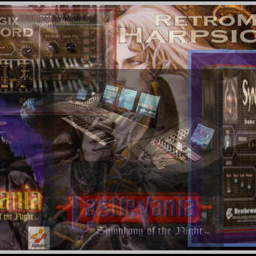 Wood Carving Partita (Castlevania, Symphony Of The Night) RetroMagix Harpsichord, Syntheway Strings