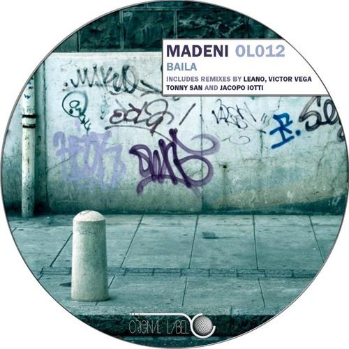 Madeni - Baila (Victor Vega Backing Groove Dub Mix)
