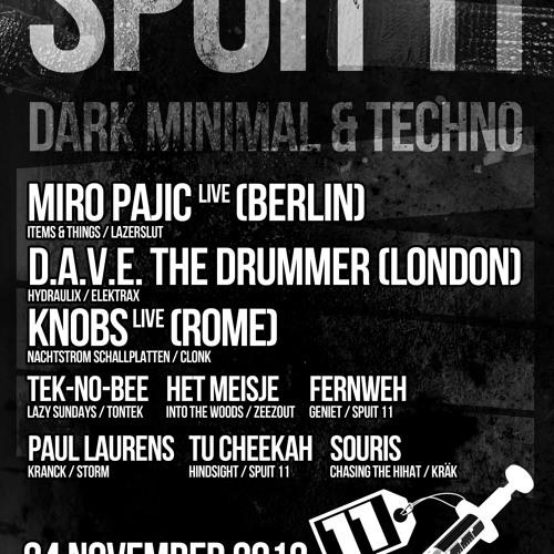 Fernweh @ Spuit 11, Amsterdam 24-11-2012