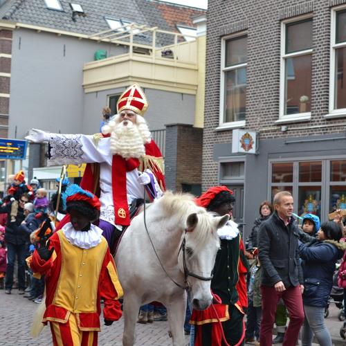 Sinterklaas Kapoentje...