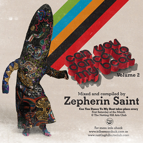 Can you dance to my beat-Mixed by Zepherin Saint