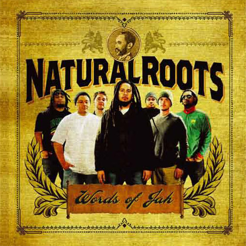 Natural Roots - Words Of Jah