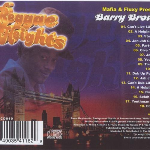 Barry Brown - Selah - 10
