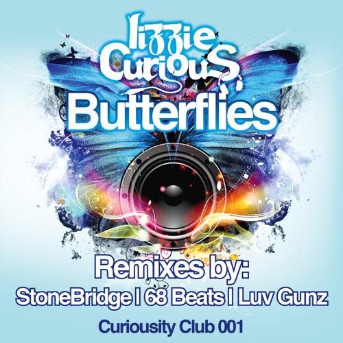 Lizzie Curious - Butterflies - StoneBridge remix