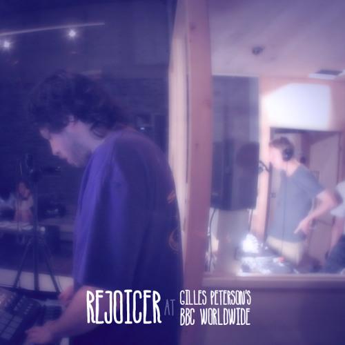 Gilles Peterson WorldWide Mixtape by Rejoicer