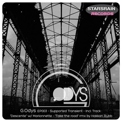 G.Odys - Take The Road (SUPPORTED TRANSIENT EP)