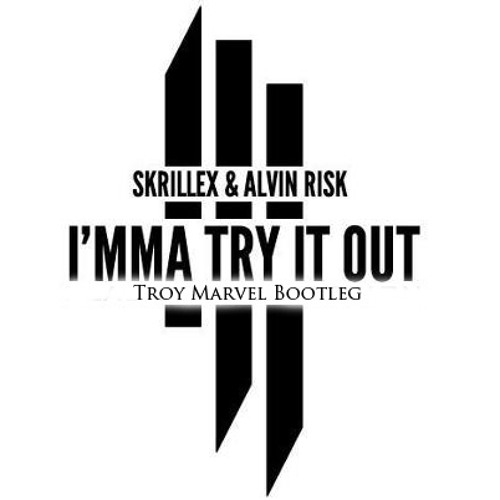Skrillex & Alvin Risk - Imma Try It Out (Troy Marvel Bootleg)