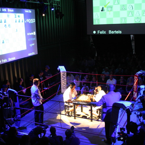 Mini Mädel: Chess Boxing - the sport of Kings and Queens