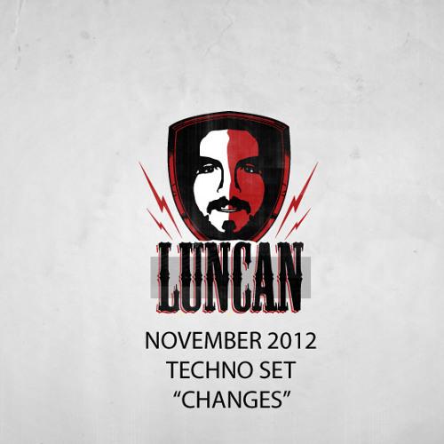 CHANGES -  NOVEMBER 2012 SET