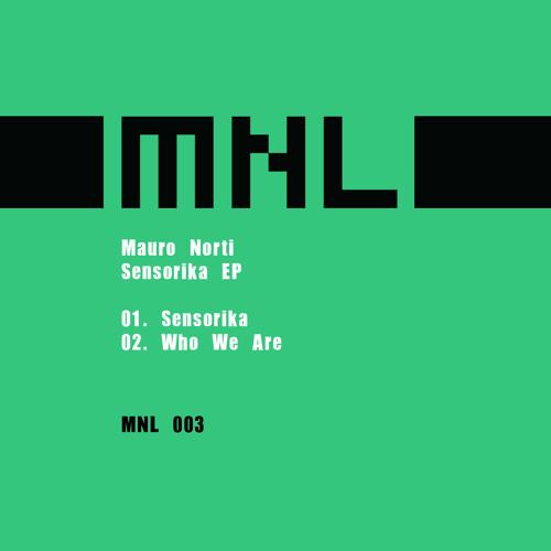 Mauro Norti - Who We Are (Original Mix) (cut)