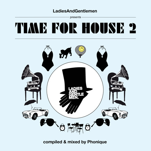 V.A. - Time for House 2 - Teaser Mix by Phonique