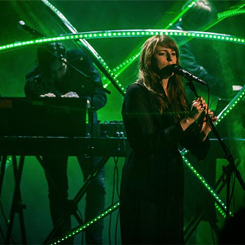"Röyksopp feat. Susanne Sundfør - ""Ice Machine"""