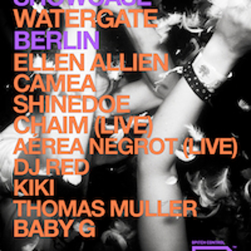 Thomas Muller- BPitch Control Showcase @ Watergate 02/11/12