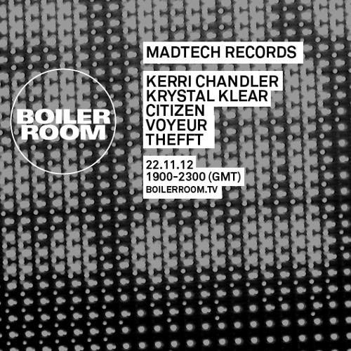 Krystal Klear 45 min Boiler Room Mix