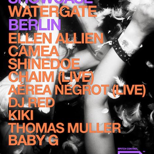 Aerea Negrot - BPitch Control Showcase @ Watergate 02/11/12