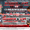 DEC.15@MANSION (STATE WIDE)*SAGITTARIUS/PARTY BUS BASH*FREE DAYTONA BEACH TRIP
