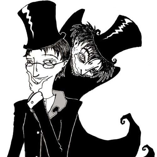 Dr seckle & mr snyde- im batman