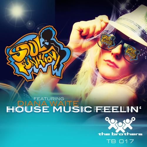 Out Now: Soulfunktion ft Diana Waite - House Music Feelin' - Jam & Keys Dub (The Brothers)
